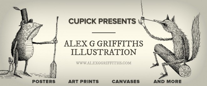 Alex Griffiths | Cupick