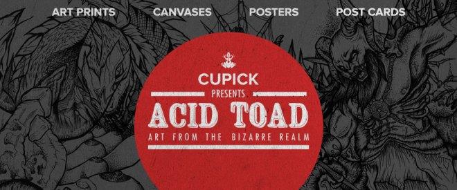 Acid Toad | Cupick
