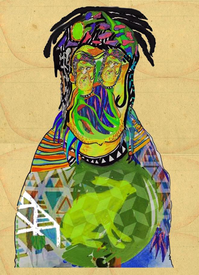 Aye Jah by Arushi Sethi | Cupick