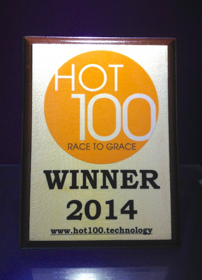 Cupick - Winner of Hot 100 Technology Startups 2014