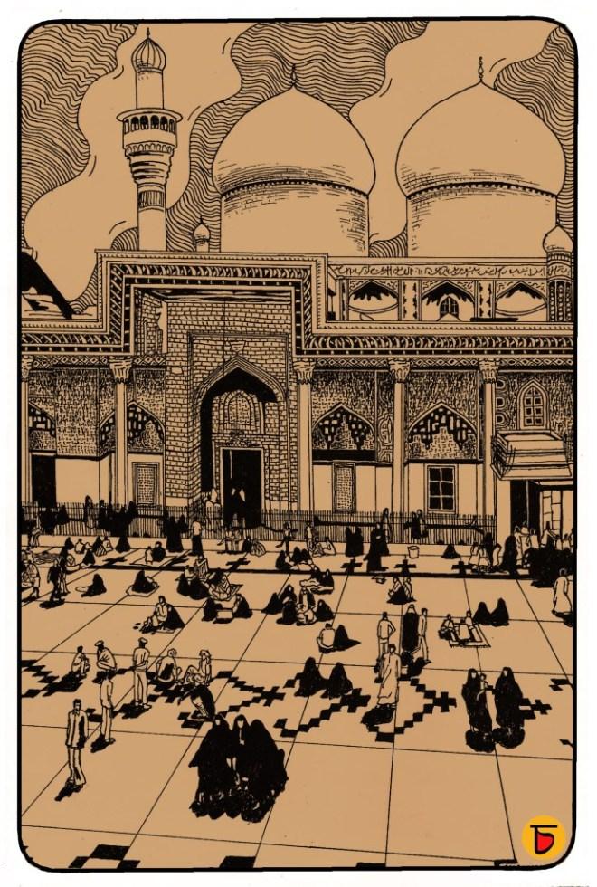Mecca Mosque by Charbak Dipta | Cupick