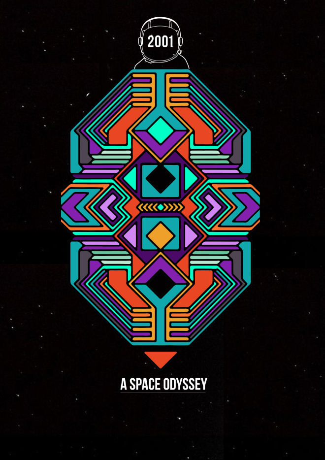 2001 A Space Odyssey by Arushi Sethi | Cupick