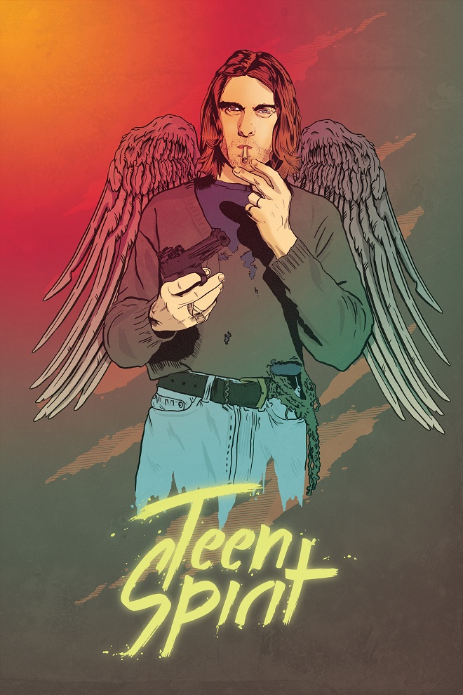 Teen Spirit by RJ Artworks | Cupick