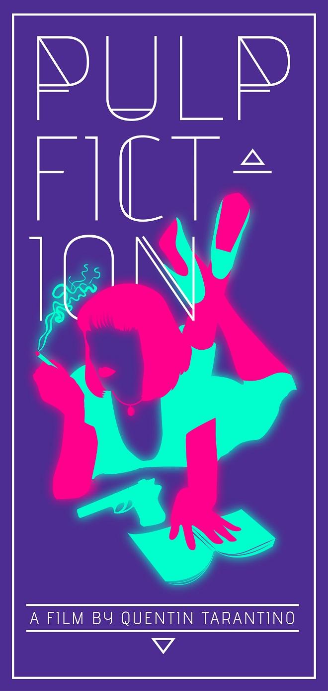 Pulp Fiction by RJ Artworks | Cupick