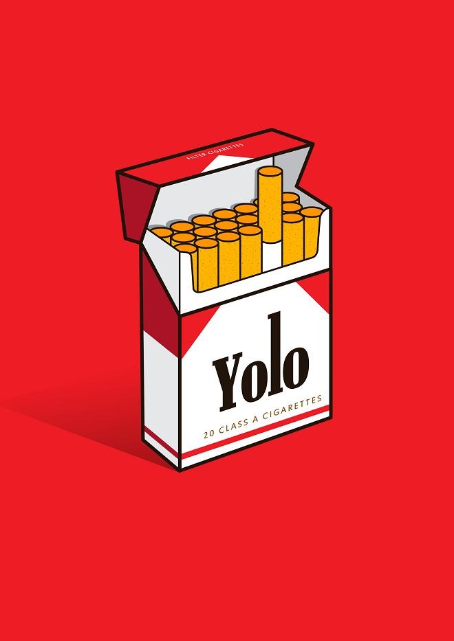 YOLO by RJ Artworks | Cupick