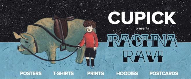 Rachna Ravi | Cupick