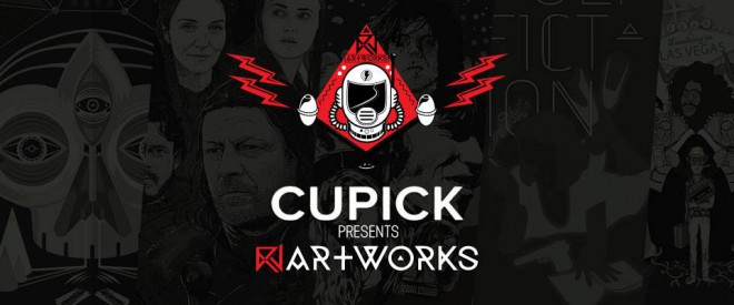Cupick presents RJ Artworks