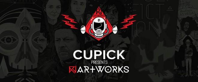 Cupick presents RJ Artworks
