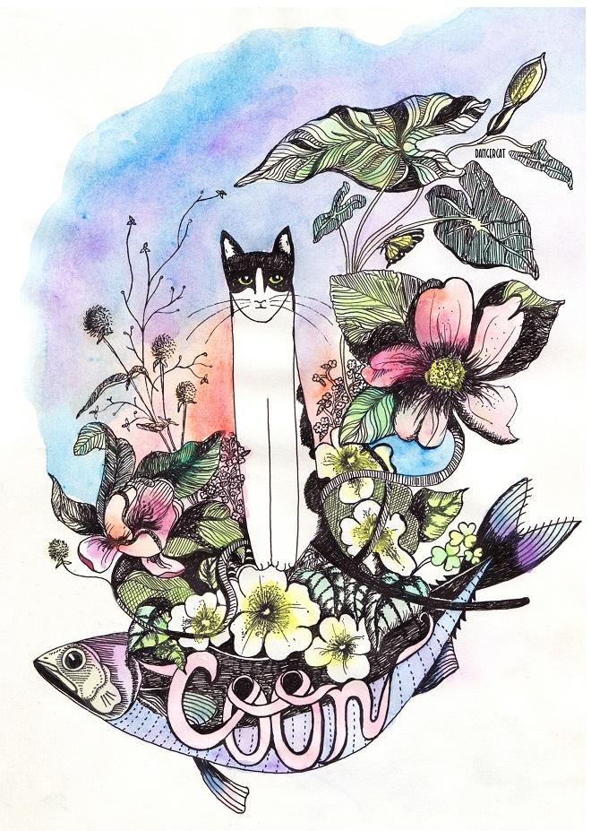 Coon by Dangercat | Cupick
