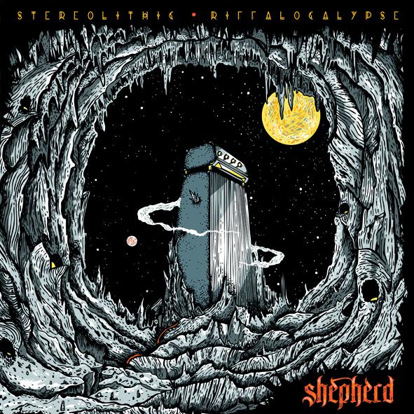 Shepherd album cover by Dangercat