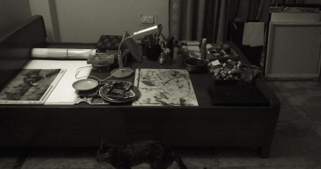 Rachna Ravi's Workstation | Cupick