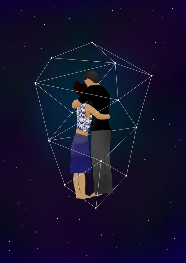 You are my Uniiverse y Deepti Ramakrishnan | Cupick