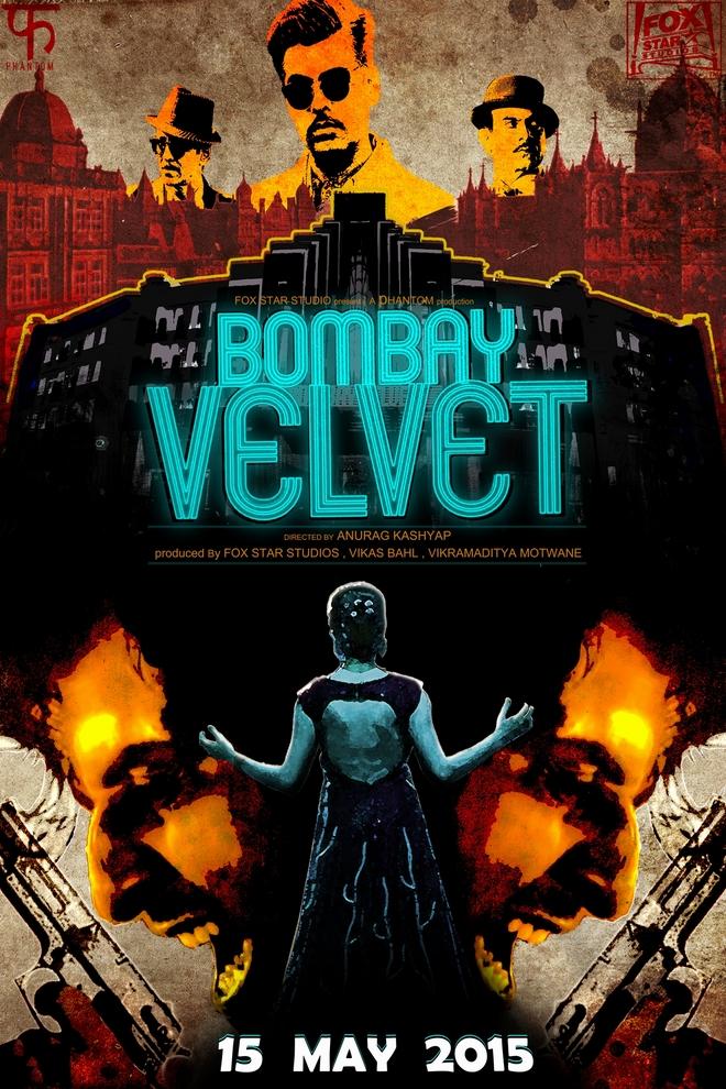 Bombay Velvet fan poster submission by Uttam Kumar Pandey