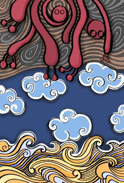 Upsydown by Sudeepti Tucker | Cupick
