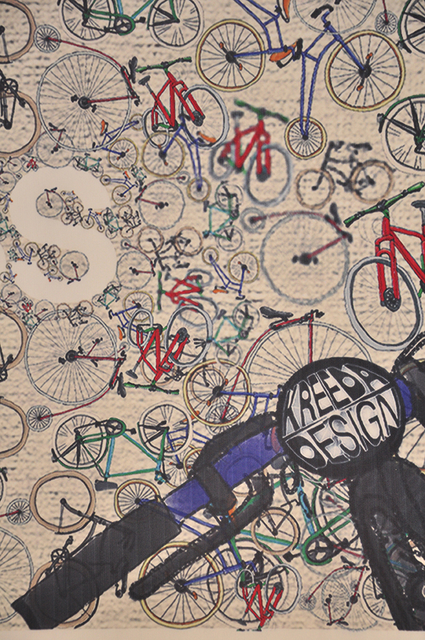 Cycling is Timeless by Aniruddh Dube