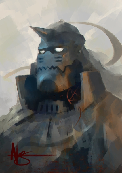 Alphonse Elric by Ayan | Cupick
