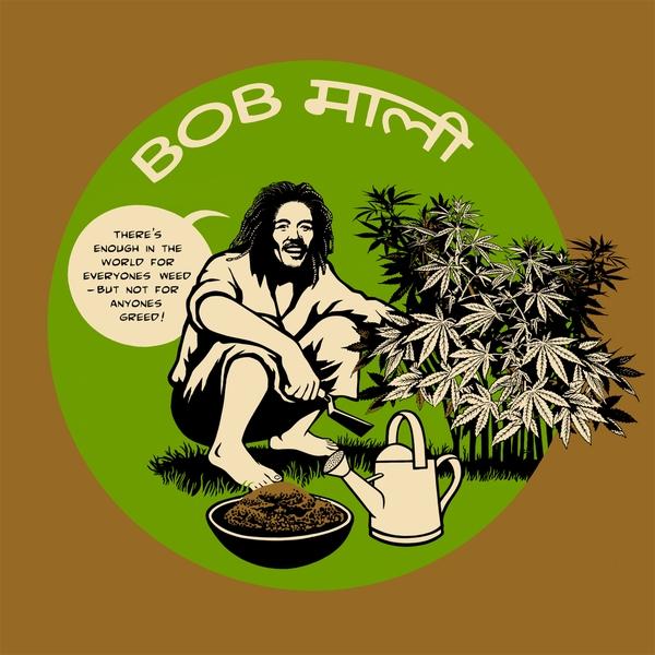 Bob Maali by Orijit Sen