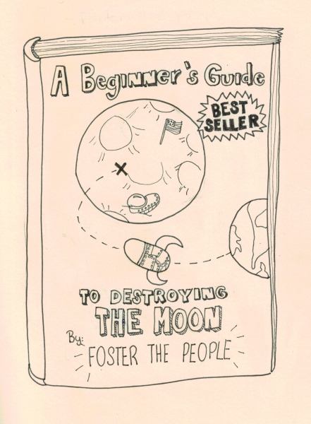 A Beginner's Guide to Destroying the Moon by Pilar Cordoba