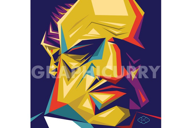 The Godfather by Graphicurry