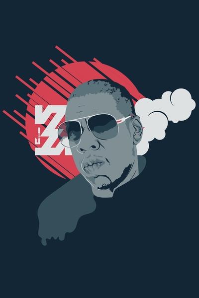 Jay Z by RJ Artworks | Cupick