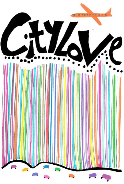 Citylove by Madhuvanti Mohan
