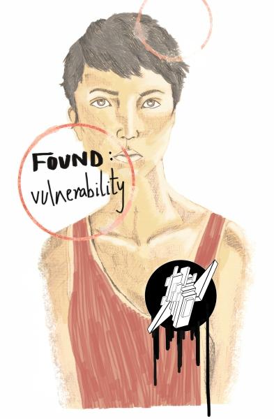Vulnerability by Koyal Chengappa | Cupick