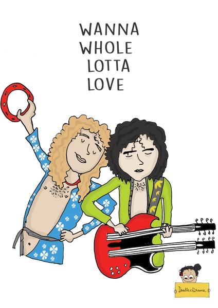 Whole Lotta Love by Mounica Tata | Cupick