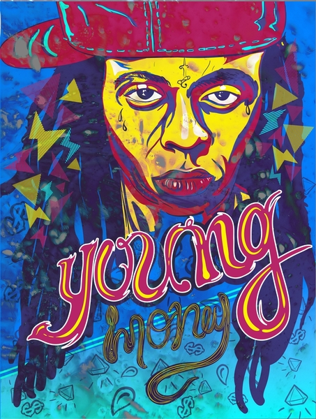 Young Money by RJ Artworks