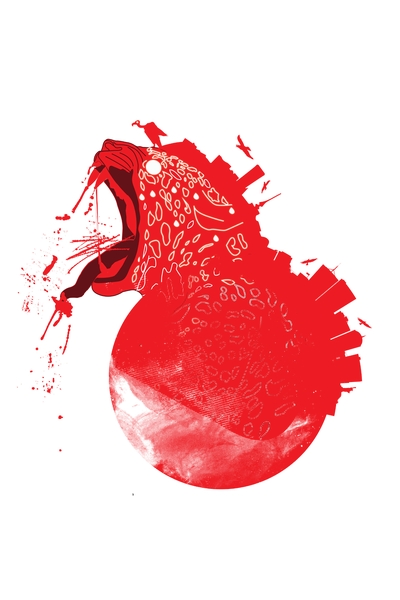 Red Planet Rising by Natarajan Shanmugam  | Cupick