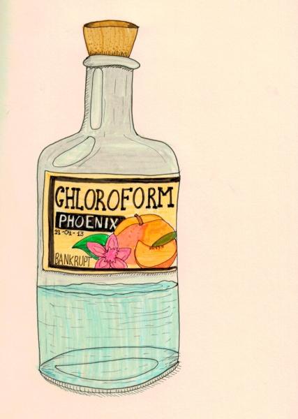 Chloroform by Phoenix | Cupick