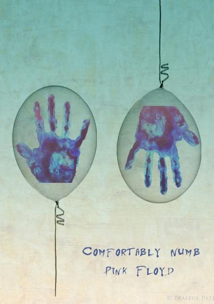 Comfortably Numb by Prafful Patel | Cupick