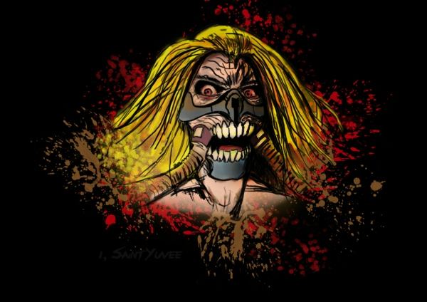 Immortan Joe by Promit De | Cupick