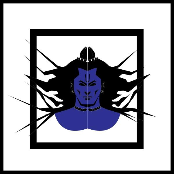 Shiva by Romik Bose Mitra  | Cupick