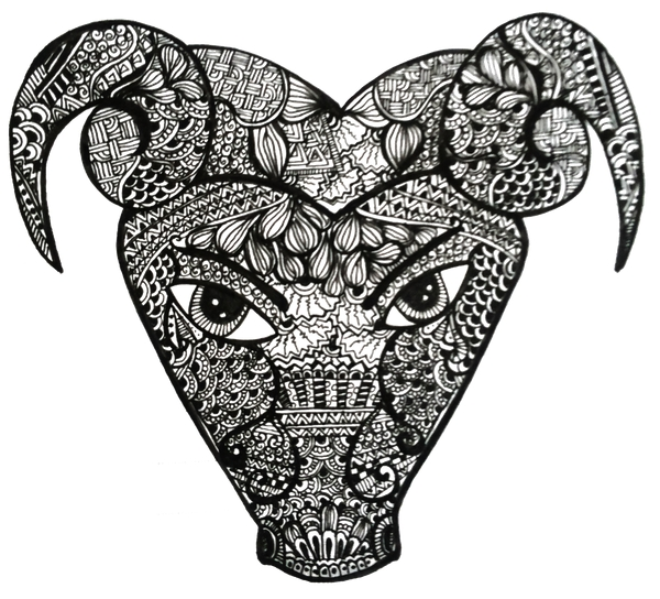 Aries by Shruti Bhagwat  | Cupick