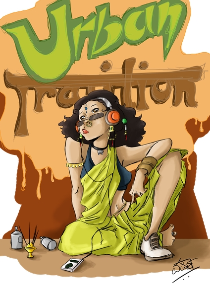 Urban Traditions by Varsha Chakkera | Cupick