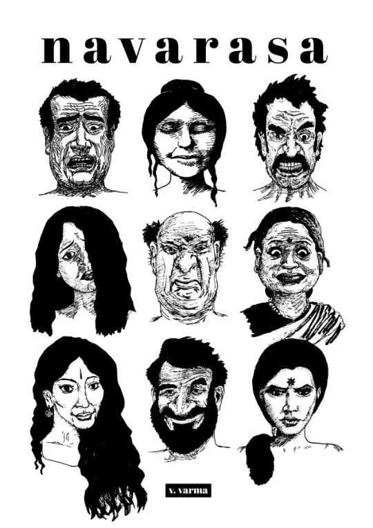 Navarasa by Vinayak Varma