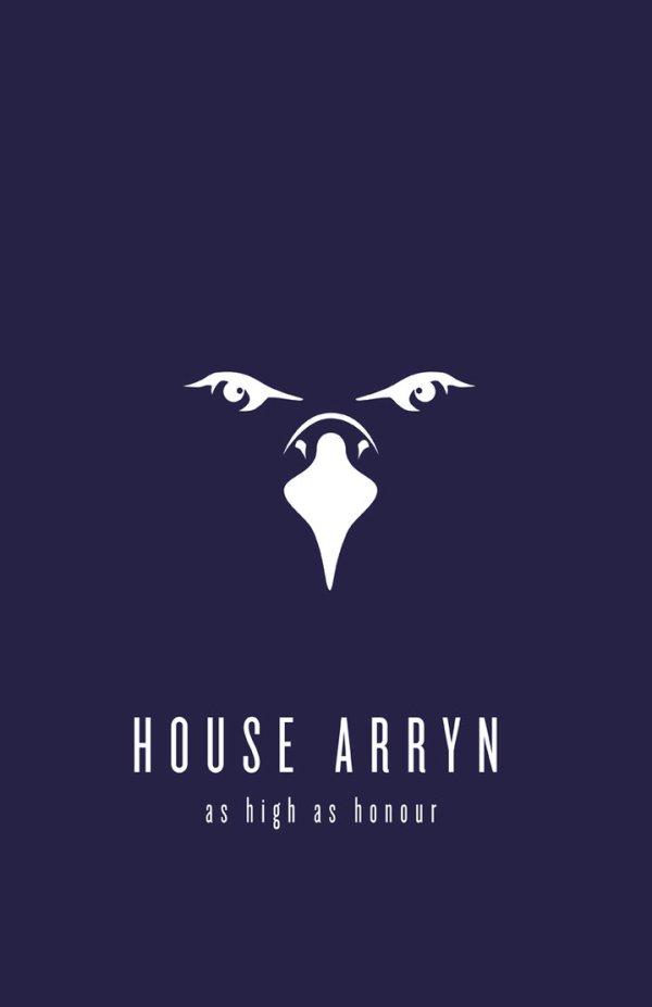 gameofthroneshousearryn
