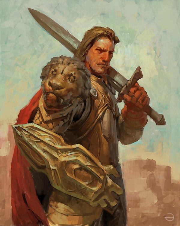 Jaime by Yerbol Bulentayev