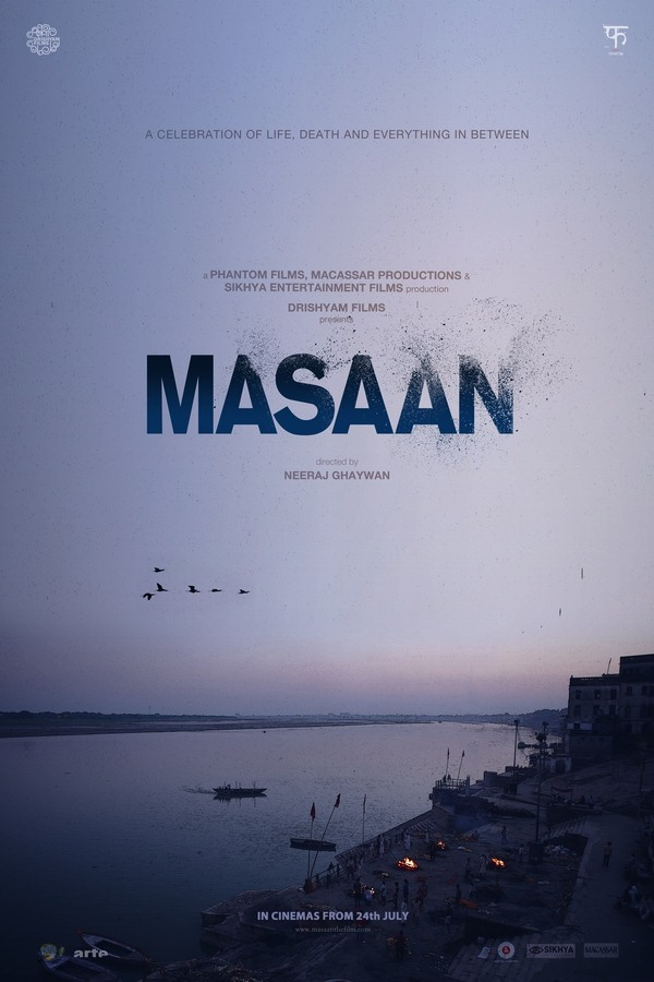 Masaan Fan Poster Design by Shirish R Madghe