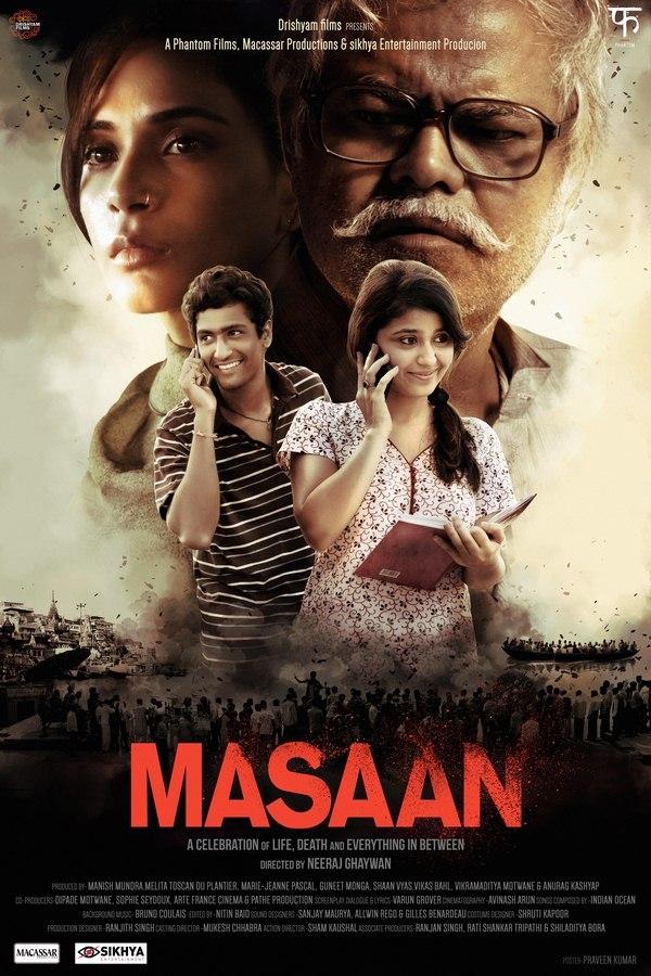 Masaan Fan Poster Design by Praveen Kumar