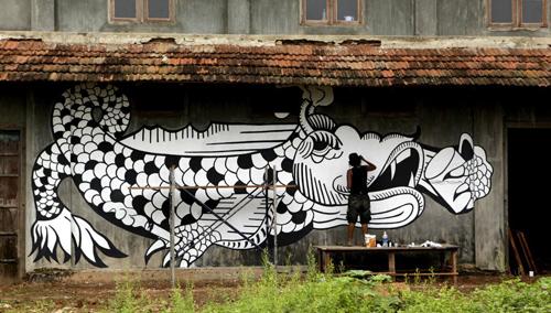 graffitianpu