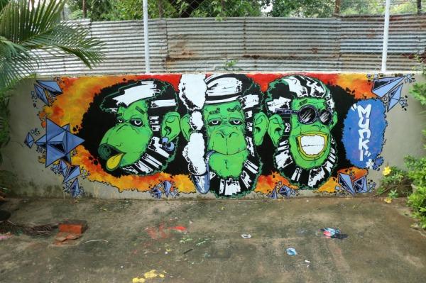 graffitiflyinmunki