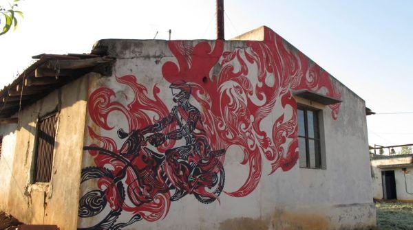 graffitiharshvardhan