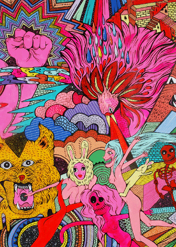 psychedelic70