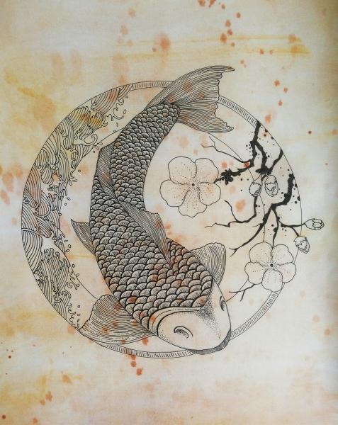 Koi by Sara Joseph