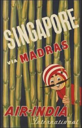 Air India to Singapore