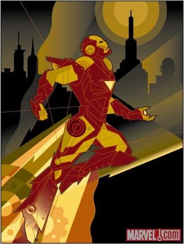 Ironman by M Kungl