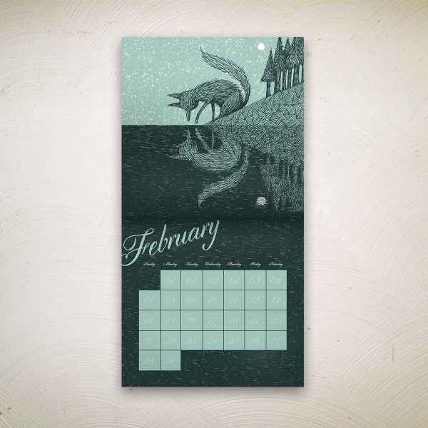 February by Alex Griffiths
