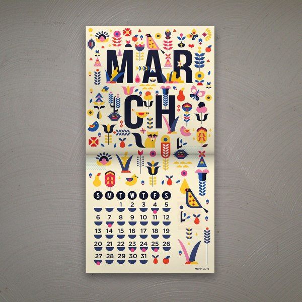 March by Meroo Seth