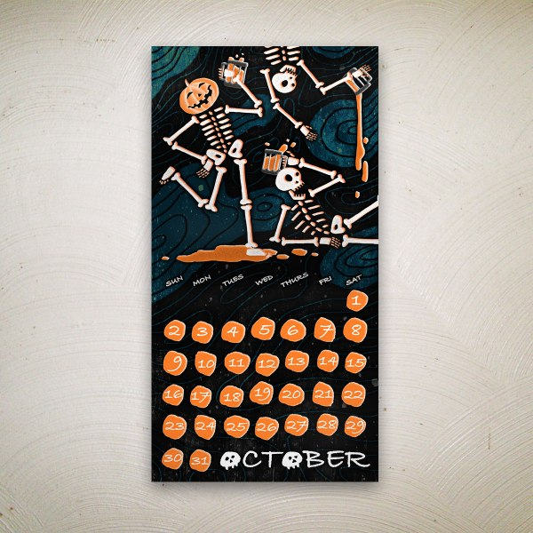 October by Arushi Kathuria